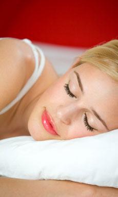 La bella durmiente ¿era bella porque dormía mucho? Puede que sí ;)