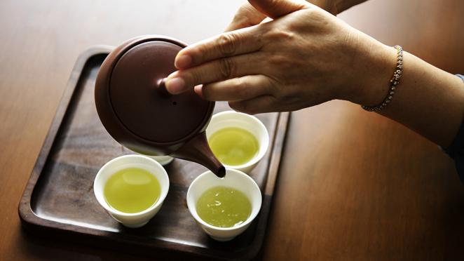 como tomar el te verde