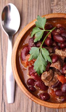 Las comidas para adelgazar pueden ser sabrosas y abundantes... ¿sabes cómo?
