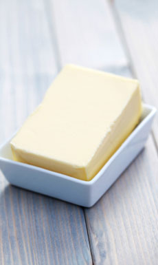 ¿Mantequilla o margarina? He ahí la cuestión...