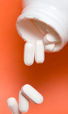 No siempre tomar medicamentos es la única solución, y a veces hasta puede empeorar la situación