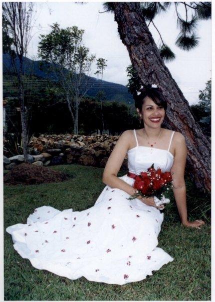 Boda de ensueño, en septiembre de 2005